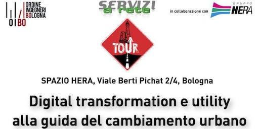 Servizi a Rete TOUR 2019