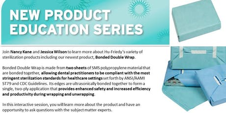 New Product Education Series: Bonded Double Wrap tickets