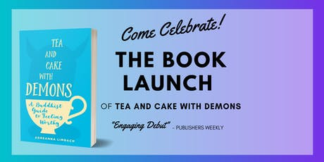 Book Launch! Tea and Cake With Demons : Spill the Tea Party  tickets