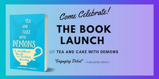 Book Launch! Tea and Cake With Demons : Spill the Tea Party