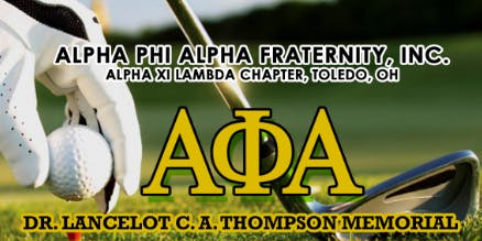 27th Annual Alpha Xi Lambda Chapter Scholarship Golf Tournament