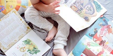 Toddler Storytime (2 to 3 Yrs), Thursdays 10:45am - 11:30am tickets