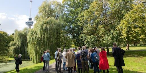 Historische - en momumentale bomenwandeling door Het Park