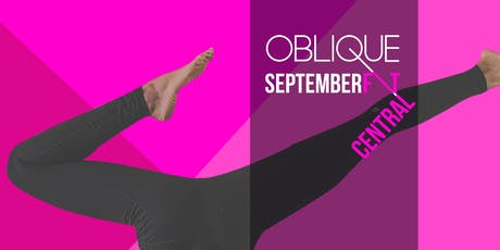 Oblique FIT Central - September tickets