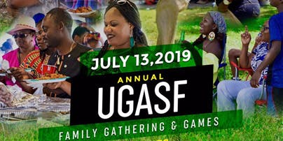 UGASF Annual Family Gathering & Games