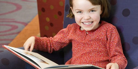 Preschool Storytime (3 to 5 Yrs), Thursdays 9:30 - 10:15 am tickets