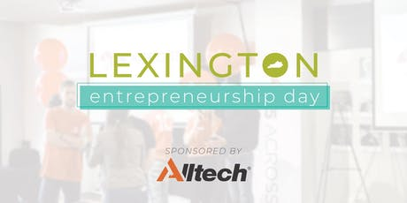 Lexington Entrepreneurship Day (LED) 2019 tickets