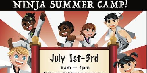 Ninja Summer Camp 2019