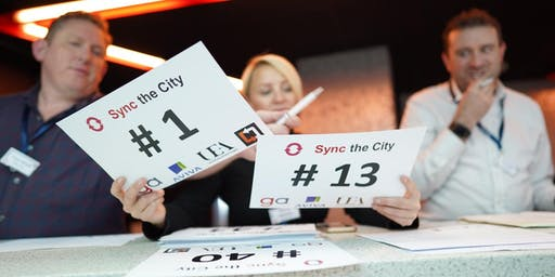 Sync The City 2019: Build and Launch a Startup in 54 Hours - For Fun or For Profit