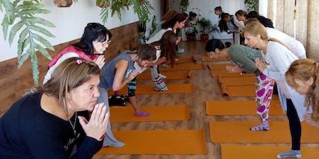 Formación de Adultos en Yoga y Meditación para Niñas y Niños. Manejo de Conductas Emocionales entradas