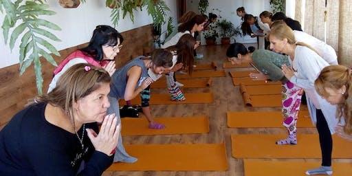 Formación de Adultos en Yoga y Meditación para Niñas y Niños. Manejo de Conductas Emocionales