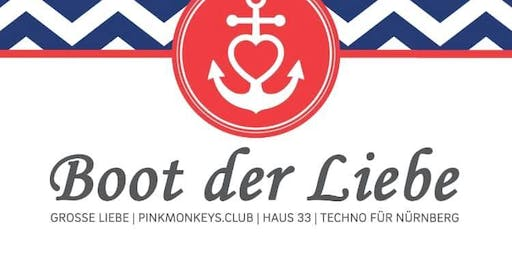 Boot der Liebe w/ DJ Hell, Dominique Lamee, Supamario and more