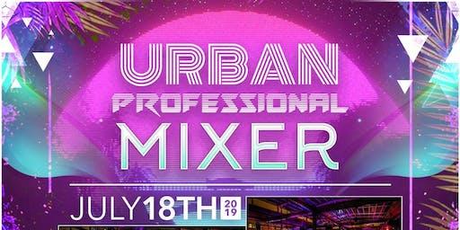 NAAIA NY at the #Urban Professional Mixer - #UPMixer Summer 2019 Edition