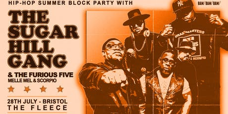 The Sugar Hill Gang & The Furious Five tickets