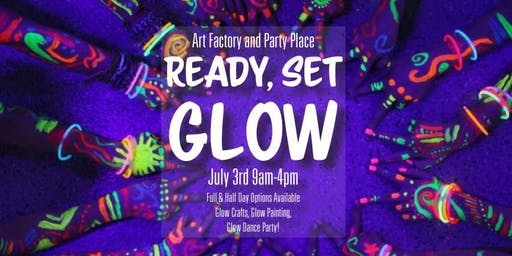 Summer Day Camp - Ready, Set.. GLOW!