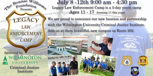 Legacy Law Enforcement Camp 2019