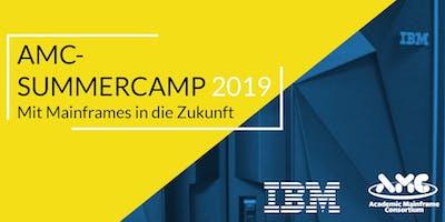 AMC-Summercamp 2019: Mit Mainframes in die Zukunft