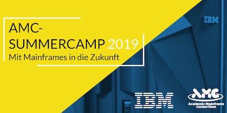 AMC-Summercamp 2019: Mit Mainframes in die Zukunft tickets
