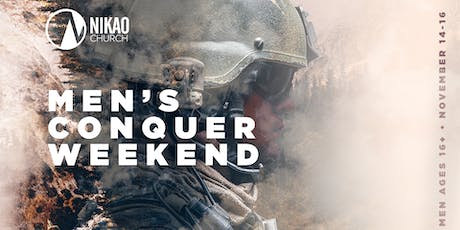 2019 Conquer Weekend tickets