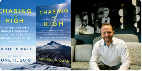 Book Launch: Chasing the High with author Michael G. Dash tickets