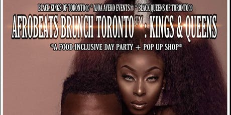 AFROBEATS BRUNCH TORONTO™ tickets