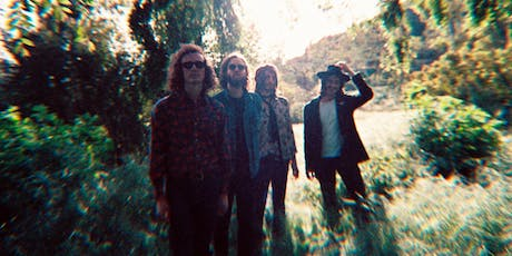 Triptides, Flaural, The Beginner's Mynd at Comet Ping Pong tickets