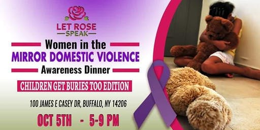 Women in the Mirror 2nd Annual Domestic Violence Dinner