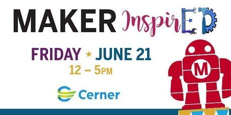 Maker InspirED at Maker Faire Kansas City tickets