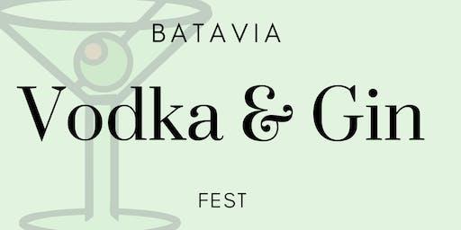 Batavia Vodka & Gin Fest