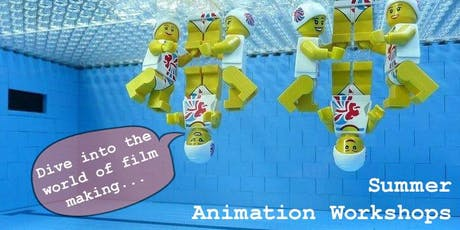 Stop Motion Animation Workshops in July - 10 to 13 year olds tickets