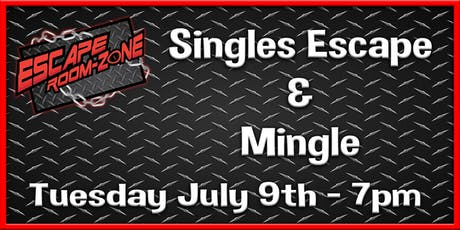 Escape Room Zone : Singles Night tickets
