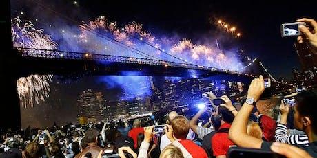 Mixx Jewel 4th of July Macys Fireworks Cruise - July 4th 2019 Booze Cruise tickets