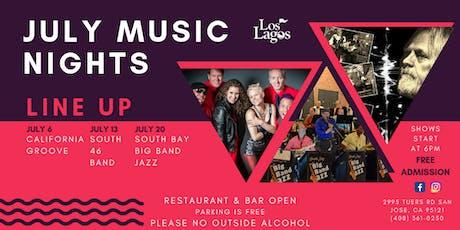 July Music Nights tickets