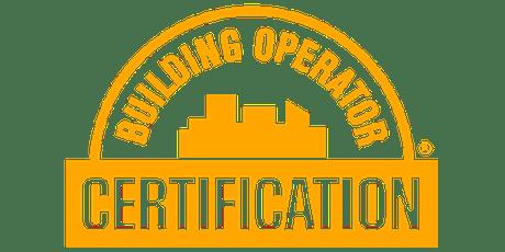 BOC Level I - Mt. Vernon, IL - October 2019 tickets