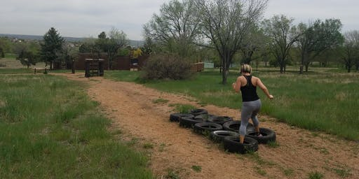 Bear Creek Park Hike + Obstacle Course!