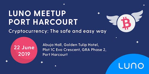 Luno Meetup Port Harcourt