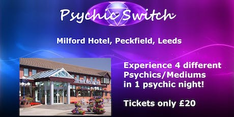 Psychic Switch - Leeds East tickets