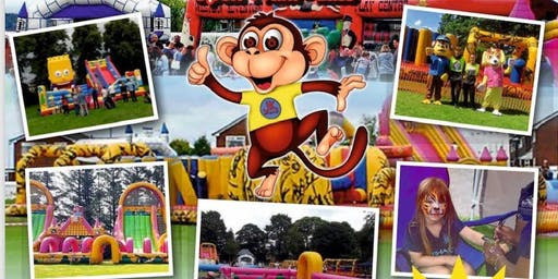 Torkington Park Inflatable Fun Weekend
