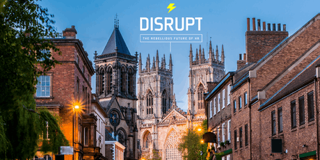 DisruptHR York #2 tickets