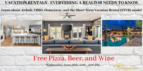 Vacation Rentals - Everything a Realtor needs to know about STVR tickets