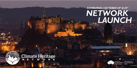 Climate Heritage Network Global Launch tickets