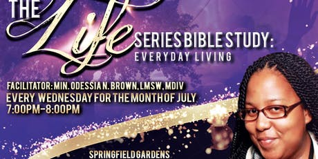 The Life Series Bible Study:  Everyday Living tickets