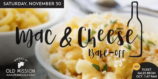 The Great Mac & Cheese Bake-Off