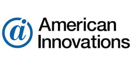American Innovations PCS Training: Austin, TX tickets