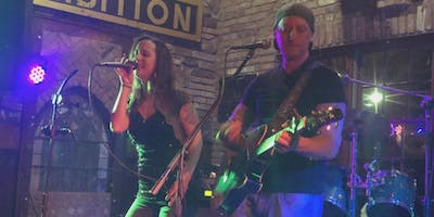 Mike & Krissie  Acoustic at The Crossfire Lounge