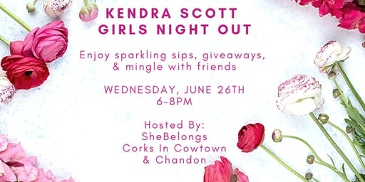Girls Night Out - Sip & Shop