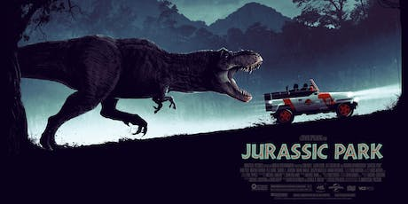 JURASSIC PARK - Armour Screenings - June 28, 29, 30 - 9PM, 7PM, 1PM tickets