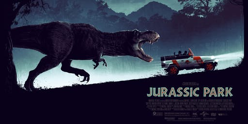JURASSIC PARK - Armour Screenings - June 28, 29, 30 - 9PM, 7PM, 1PM
