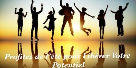 Profitez de l'Eté pour Libérer Votre Potentiel billets