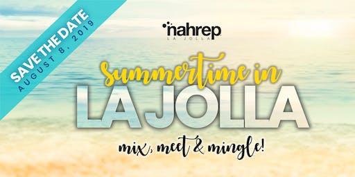 NAHREP La Jolla: Summertime in La Jolla